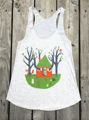 Ladies Woodland Tank