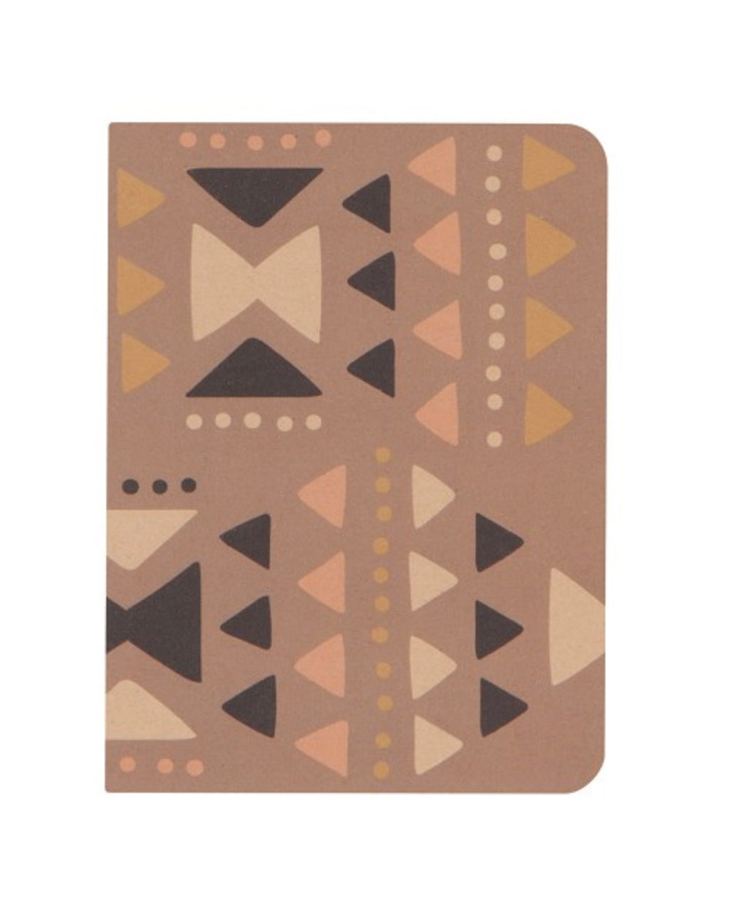 Zephyr Lay Flat Notebook (small)