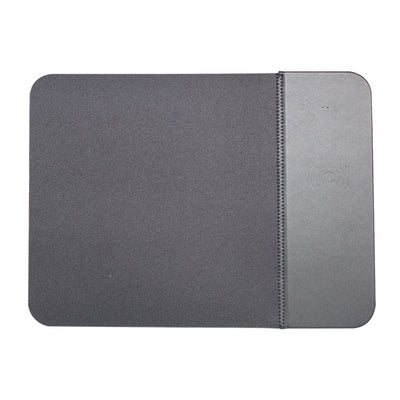Wireless charger rubber mouse pad