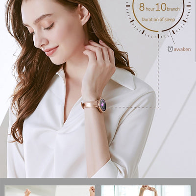 Ladies diamond smart bracelet - DealZen