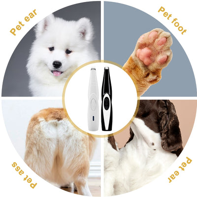 POWERFUL & PRECISE PETS TRIMMER