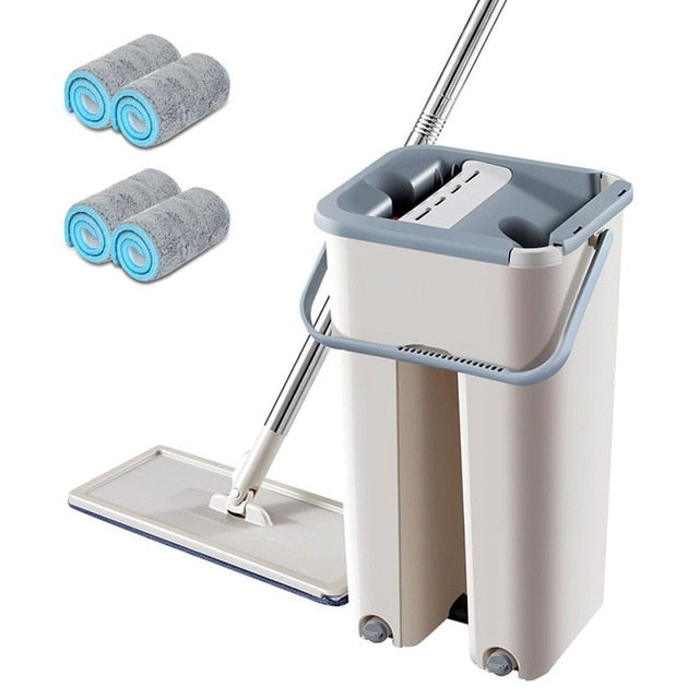 Free Hand Magic Cleaning Mop - DealZen
