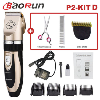 Cordless Pet Clippers - DealZen