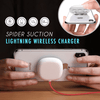 Spider Suction Cup Wireless Charger - DealZen