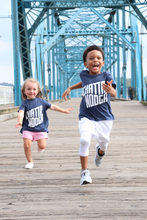 Load image into Gallery viewer, Walnut Street Bridge kids outdoors Chattanooga T-shirt fun gift souvenir