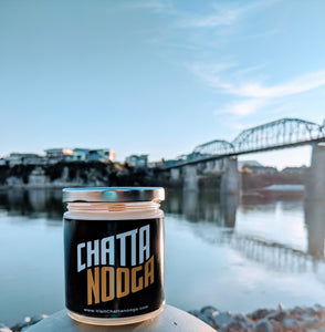 Chattanooga coconut candle northshore bridges and Hunter