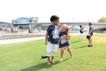 Load image into Gallery viewer, Market Street Bridge Chattanooga Riverside T-shirt youth child size souvenir gift