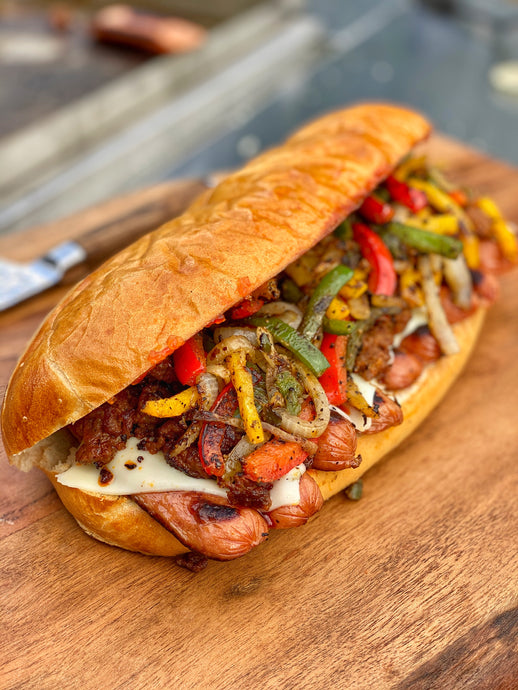 Game Day Sub Recipe