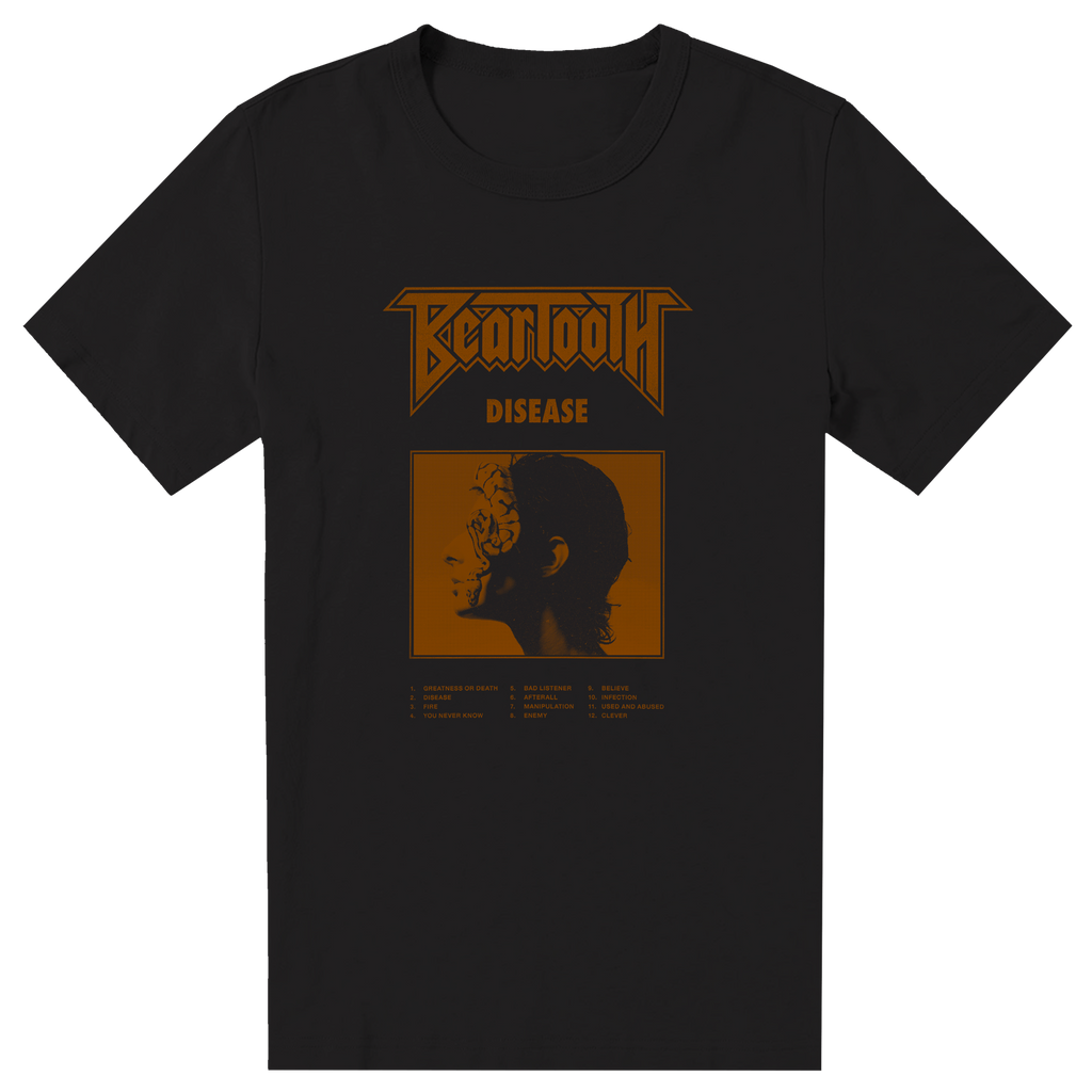 Beartooth - Disease T-Shirt