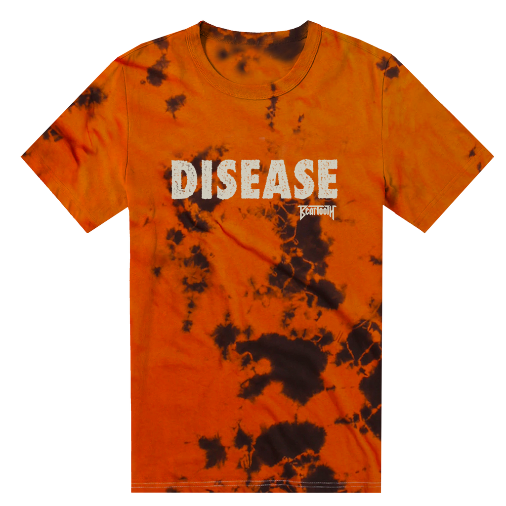 Beartooth - Disease Custom Dyed T-Shirt
