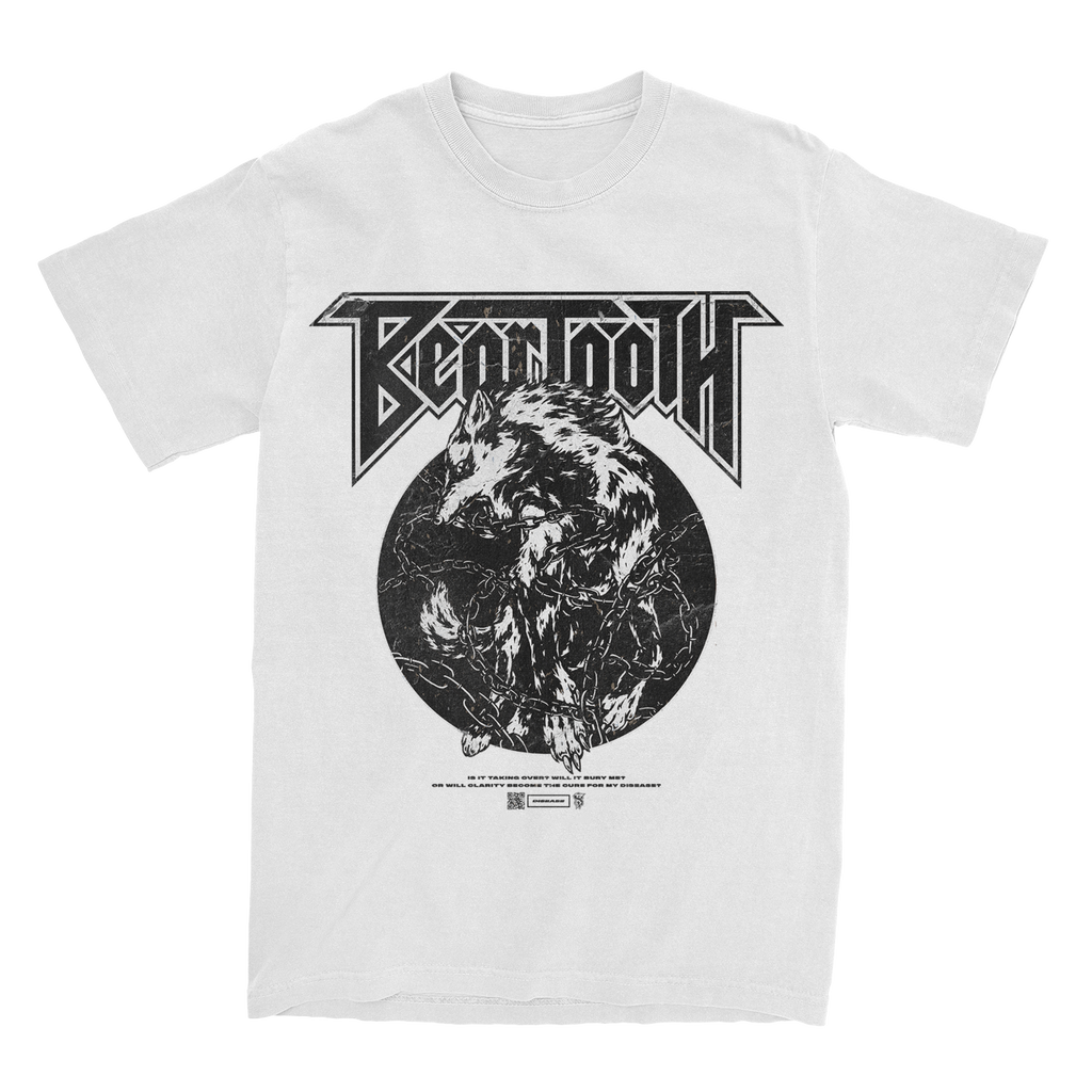 Beartooth - Chained Wolf Tee
