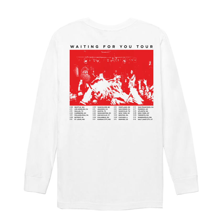 The Aces - Waiting For You Long Sleeve Shirt