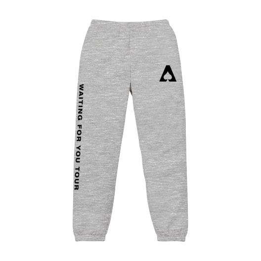 The Aces - Waiting For You Sweatpants (Gray)