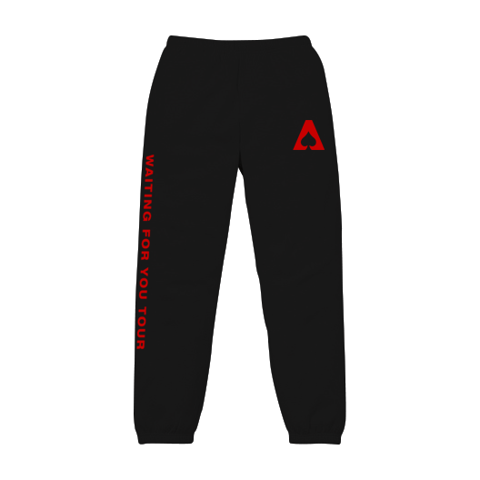 The Aces - Waiting For You Sweatpants (Black)