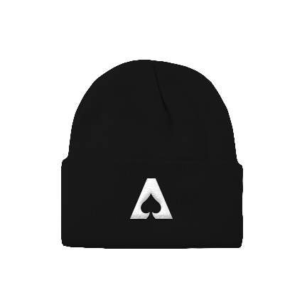 The Aces - Logo Beanie (Black)