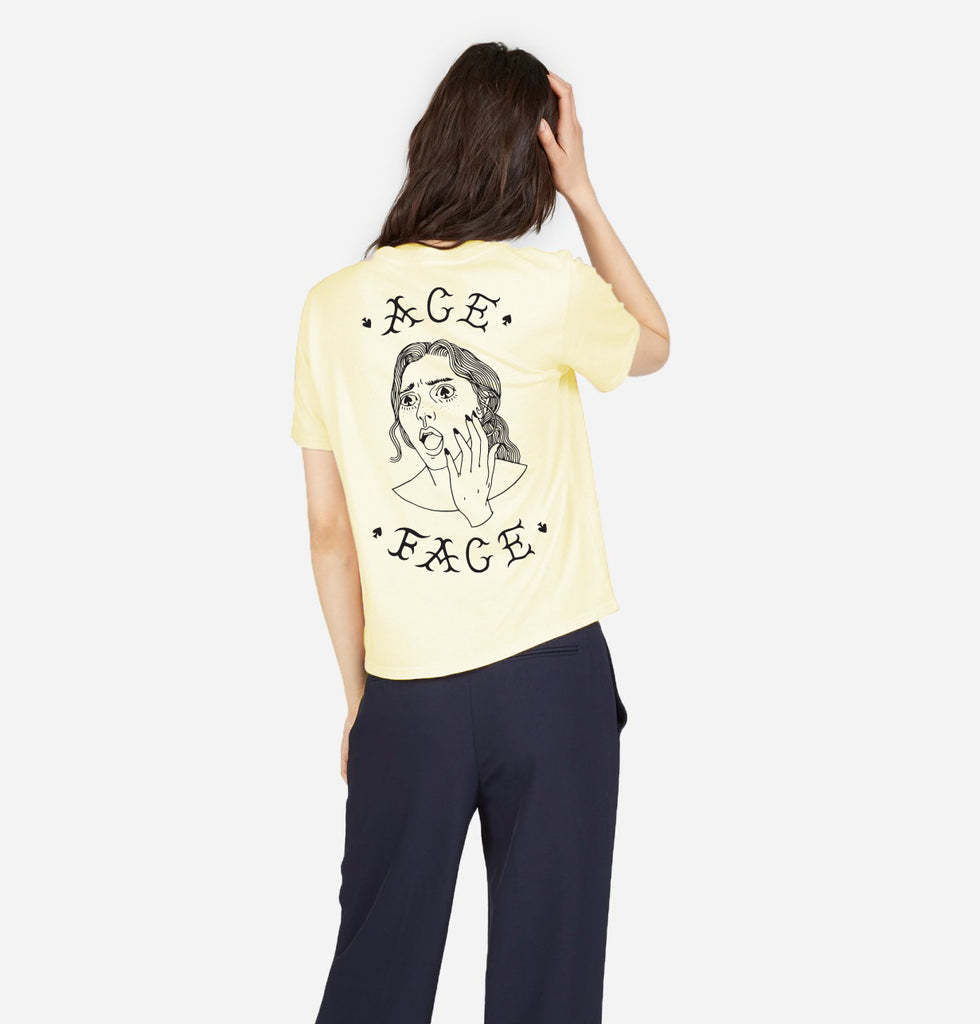 The Aces - Ace Face T-Shirt