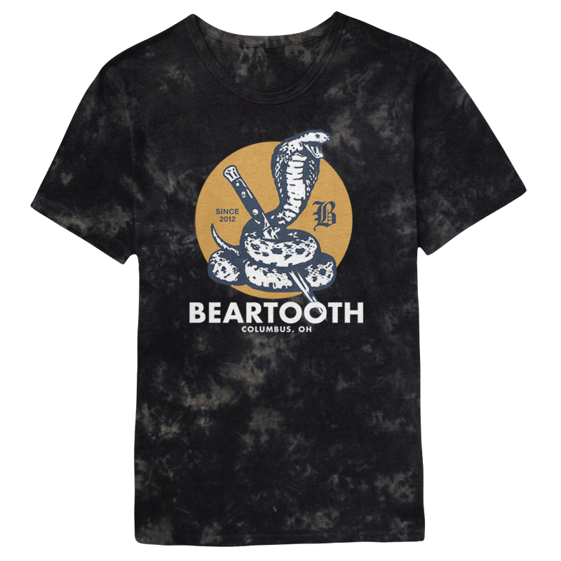 Beartooth - Bleached Cobra T-Shirt