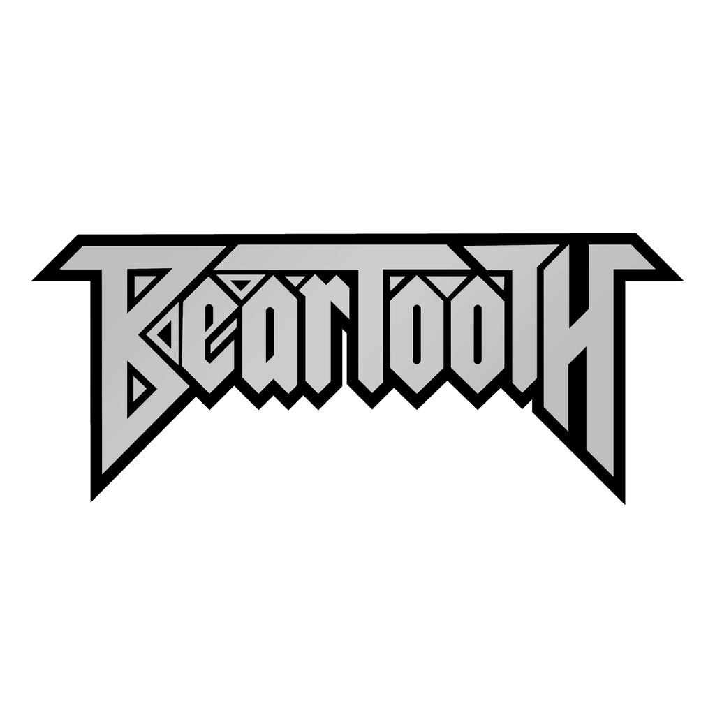 Beartooth - Bear Buckle