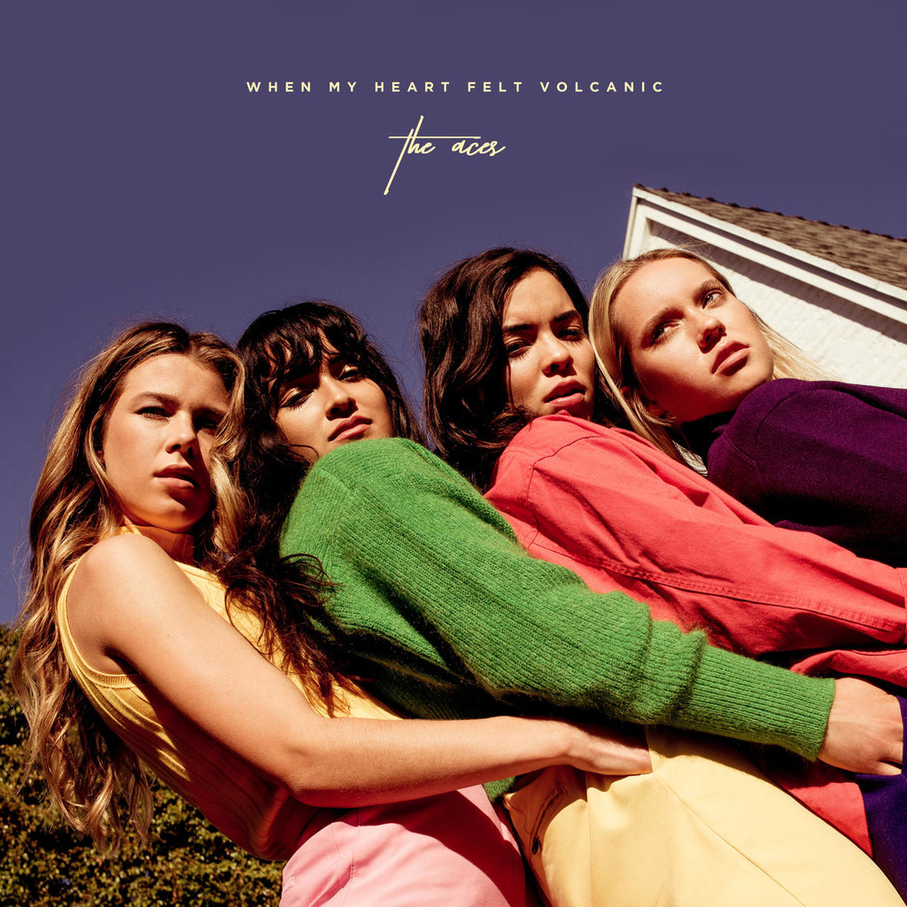 The Aces 'When My Heart Felt Volcanic' Digital