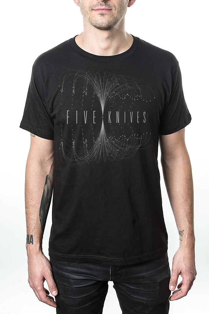 Five Knives Fountain T-Shirt (Men's)
