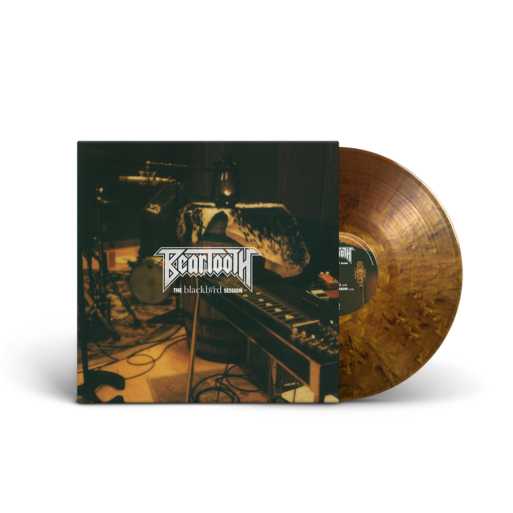 Beartooth - The Blackbird Session 10 Inch Vinyl