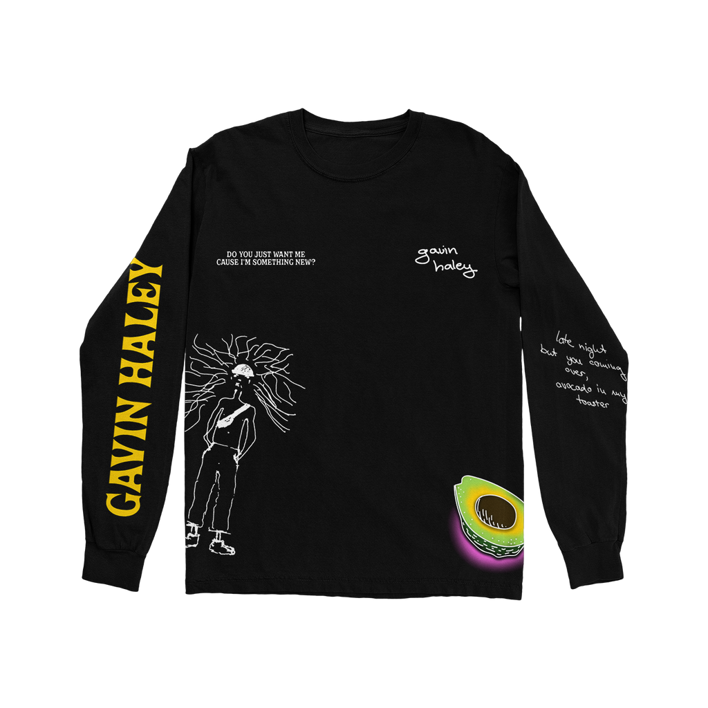 Gavin Haley - Avocado Long Sleeve