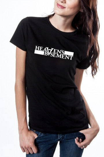Heaven's Basement - Logo T-Shirt (Women's)