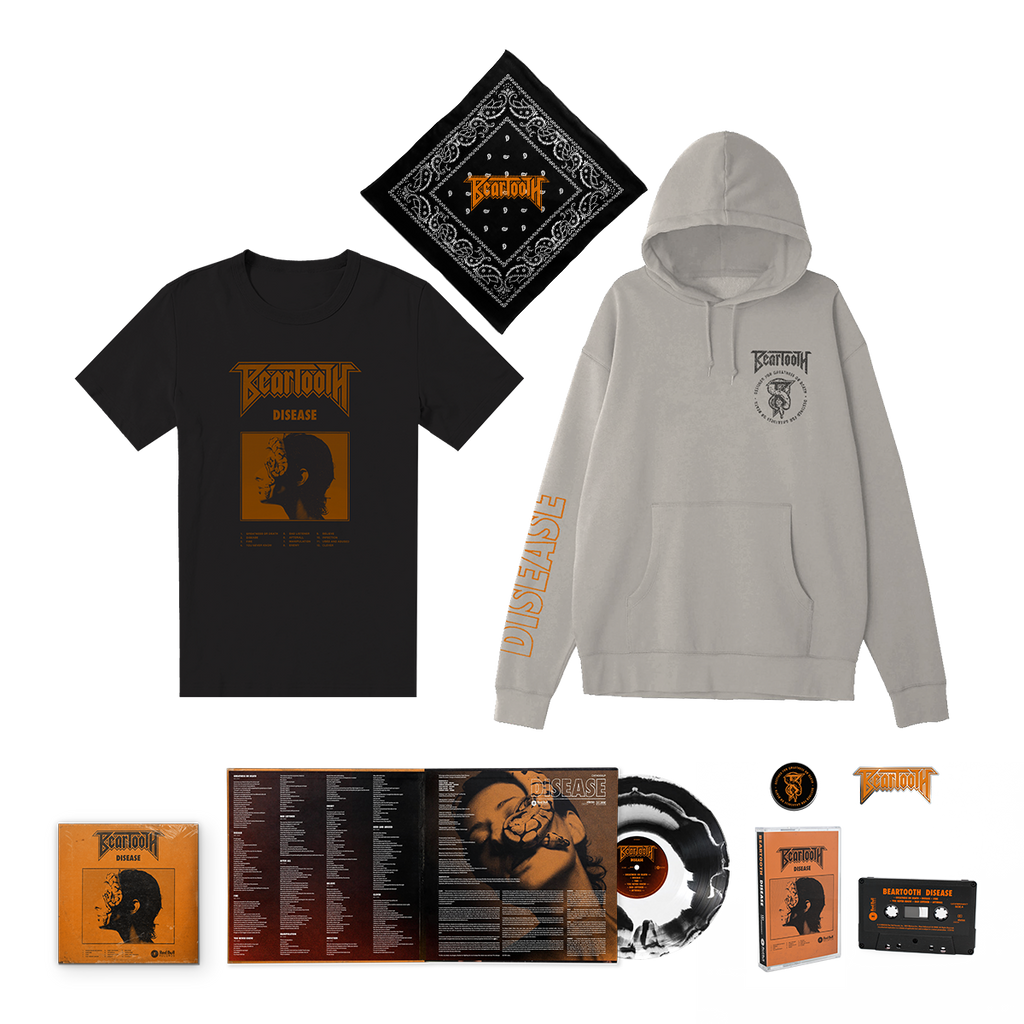 Beartooth - Disease Mega Bundle