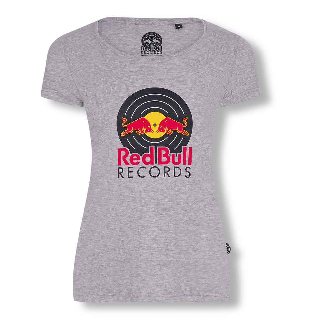 Red Bull Records - Grey Logo Women's T-Shirt