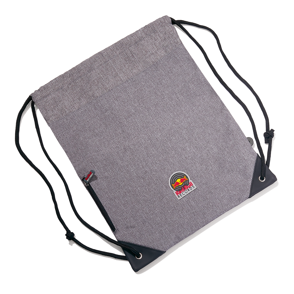 Red Bull Records - Drawstring Bag