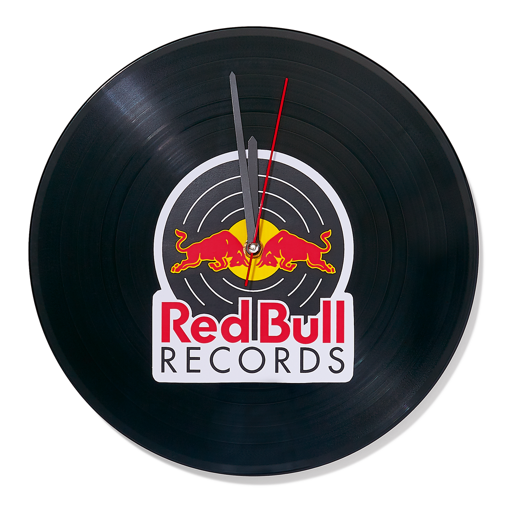 Red Bull Records - Wall Clock