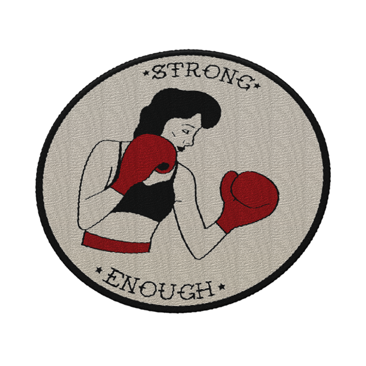 The Aces - Strong Enough Patch