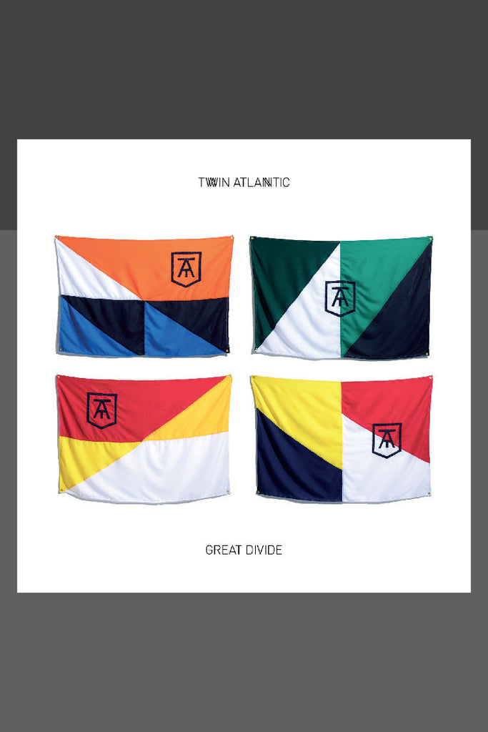 Twin Atlantic - Great Divide CD