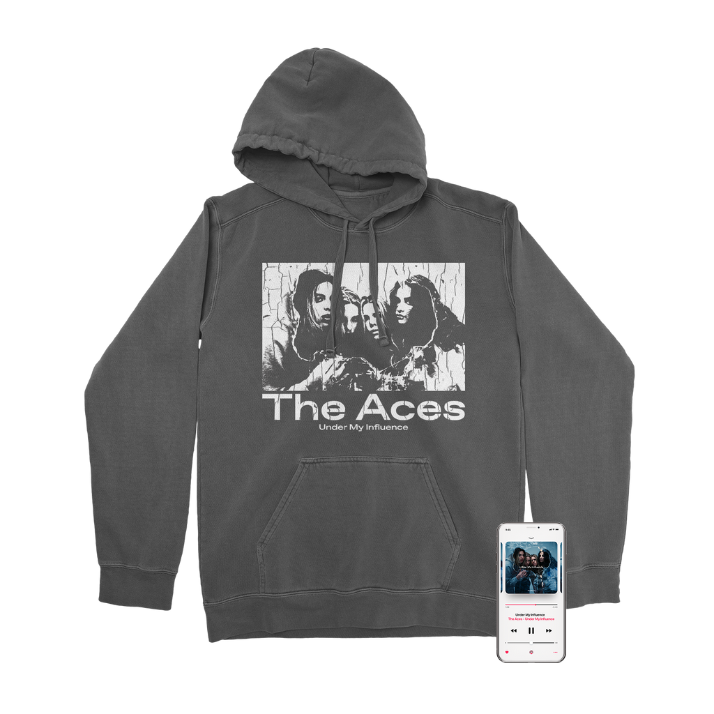 The Aces - Under My Influence Digital Album/Hoodie Bundle