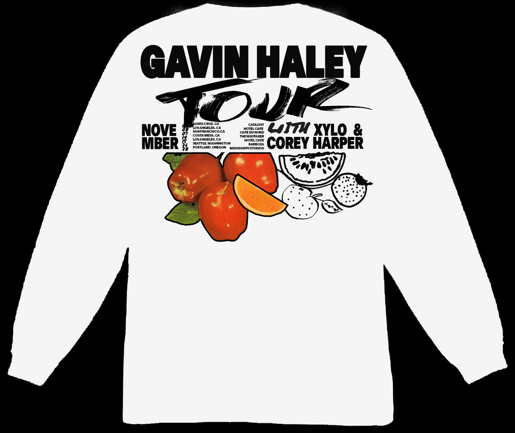 Gavin Haley - On Tour Long Sleeve