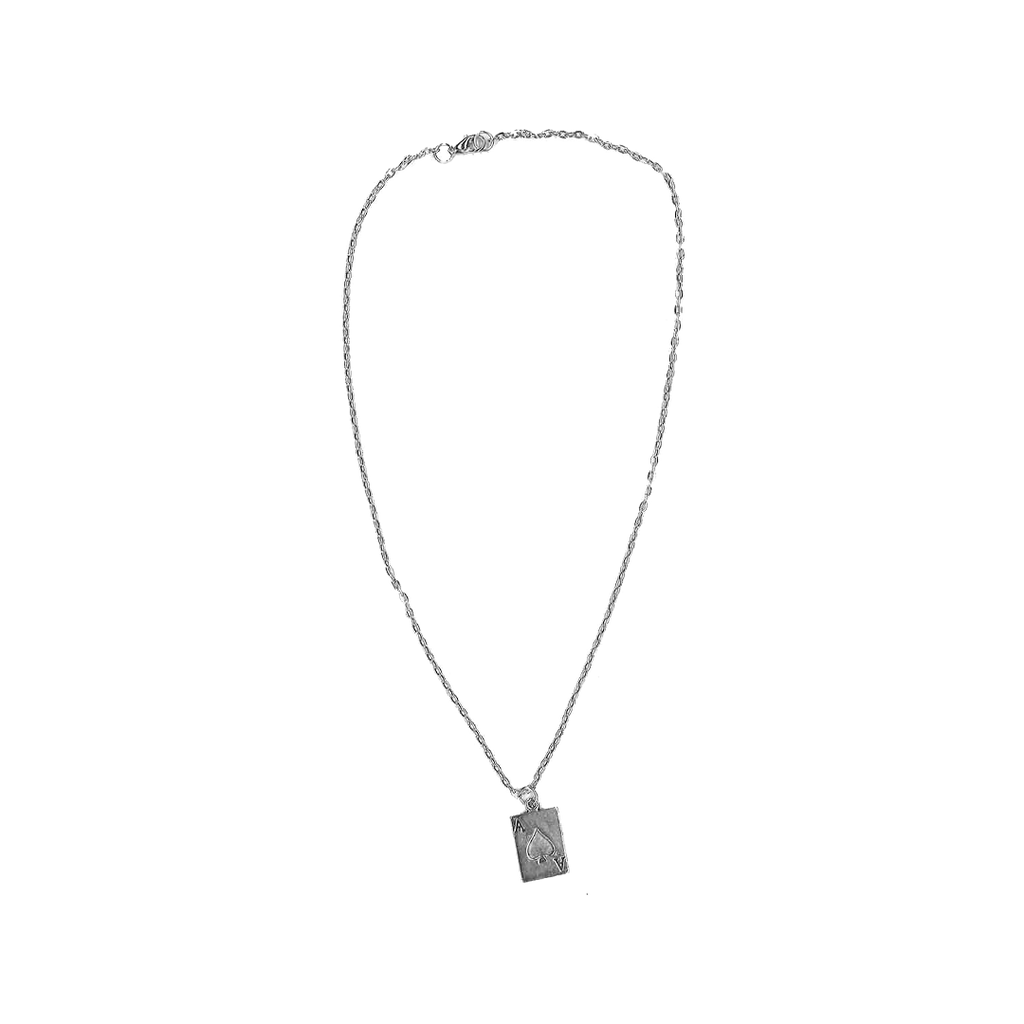 The Aces - Spade Necklace