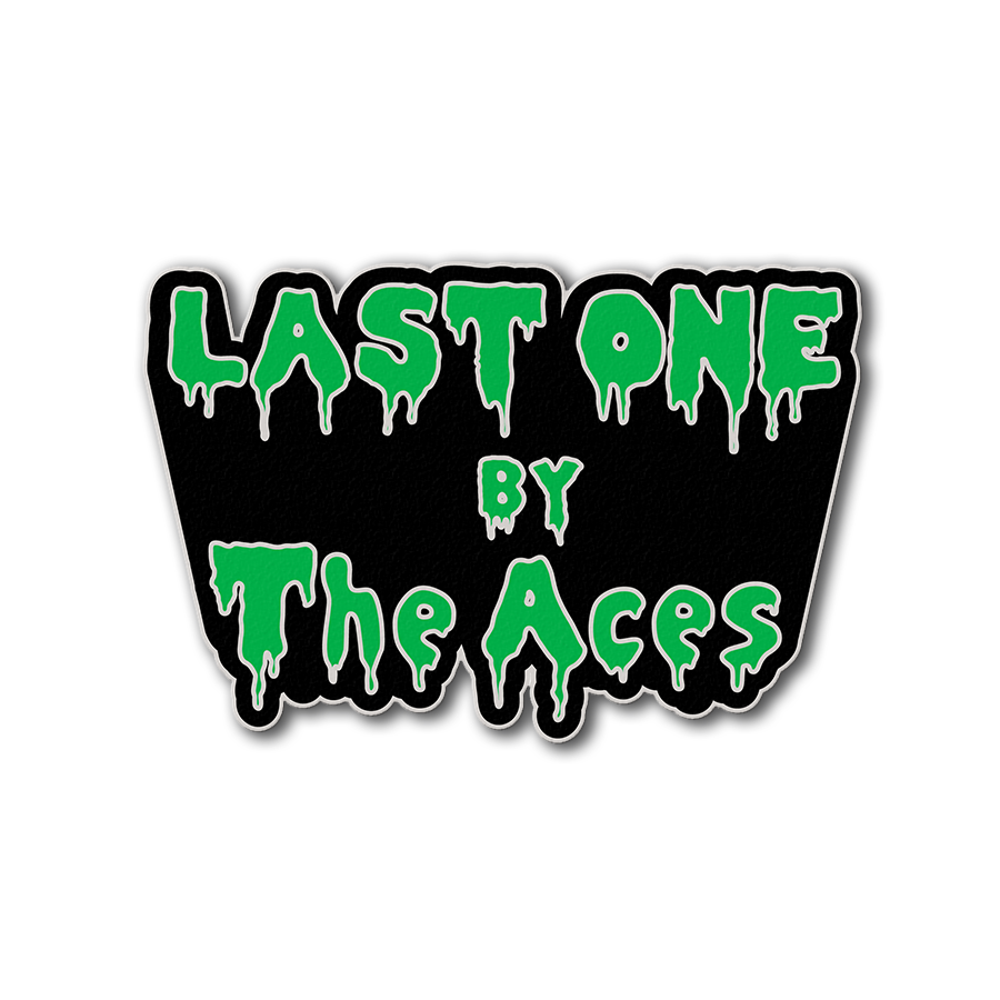 The Aces - Last One Enamel Pin Set