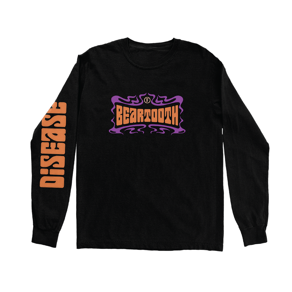 Beartooth - Brain Exposed Long Sleeve
