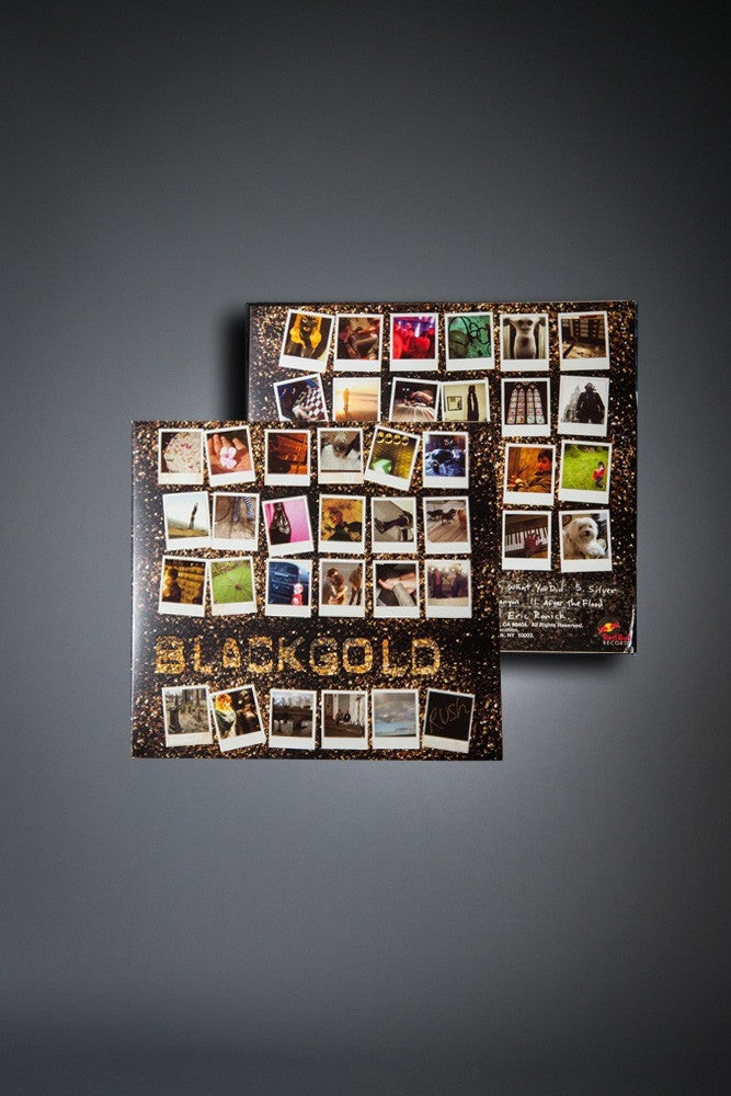 Black Gold - Rush CD