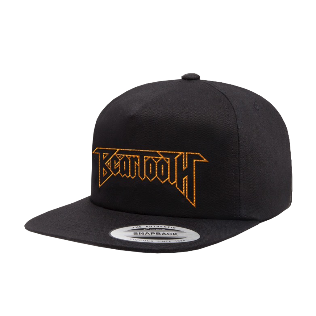 Beartooth - BT Unstructured Snapback Hat