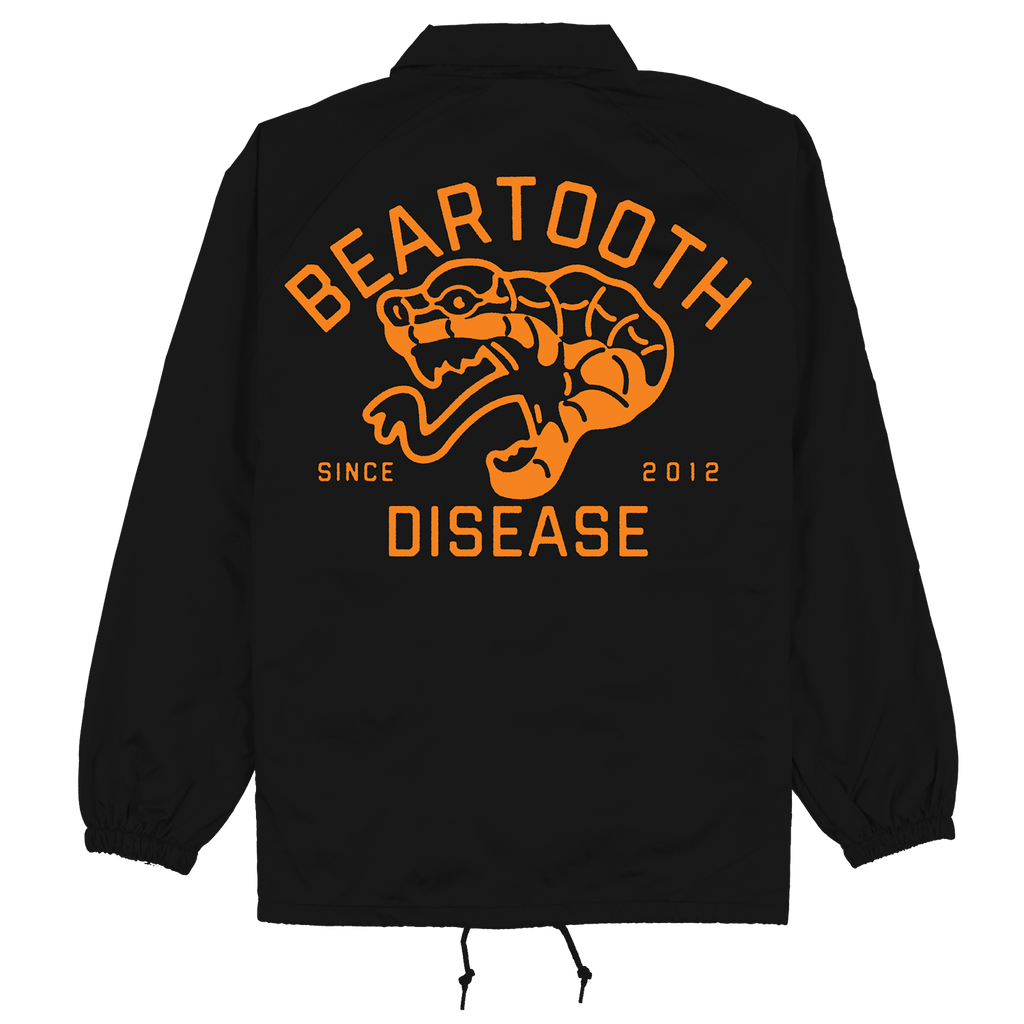 Beartooth - Established Coach's Jacket