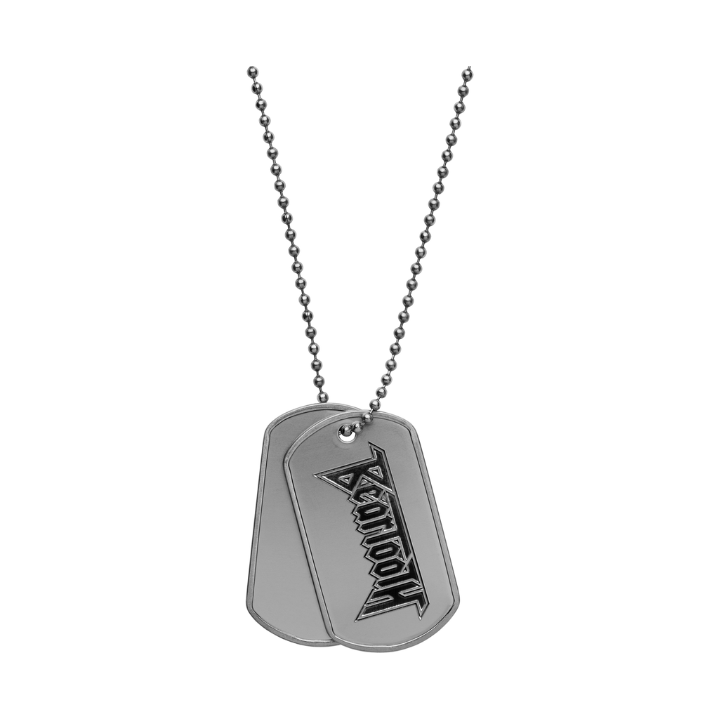 Beartooth - Dog Tags - Necklace
