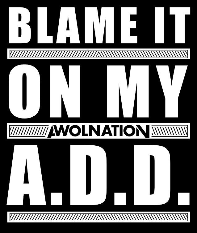 Awolnation - New ADD T-Shirt