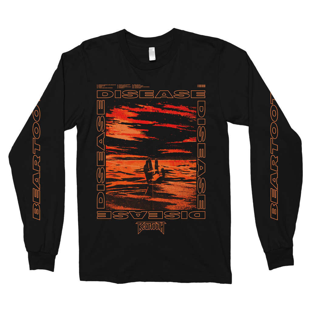Beartooth - Drowning Long Sleeve