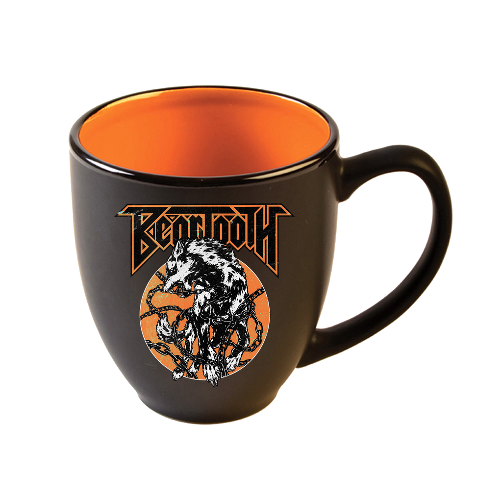 Beartooth - Chained Wolf Mug