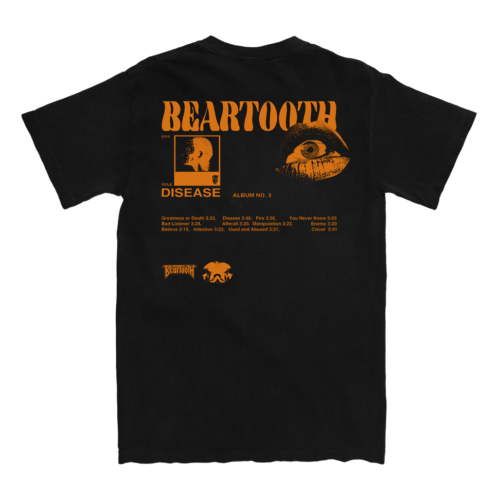Beartooth - Scorpion TV Tee