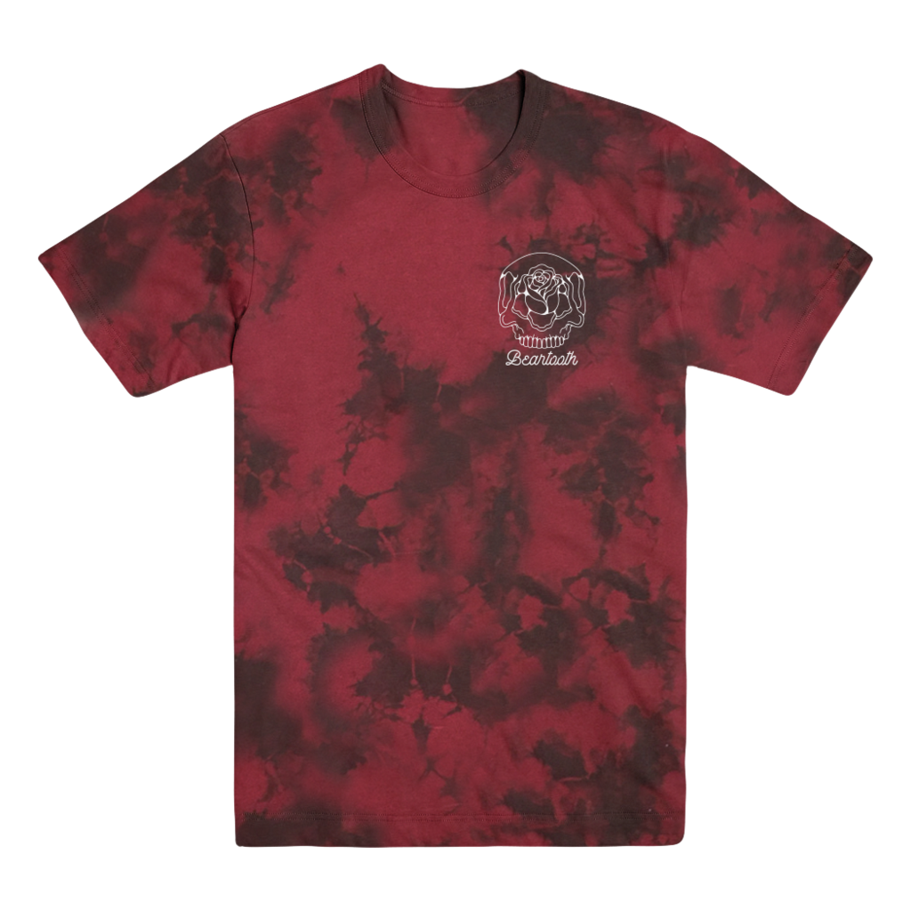 Sick Of Me Red Dye Tee
