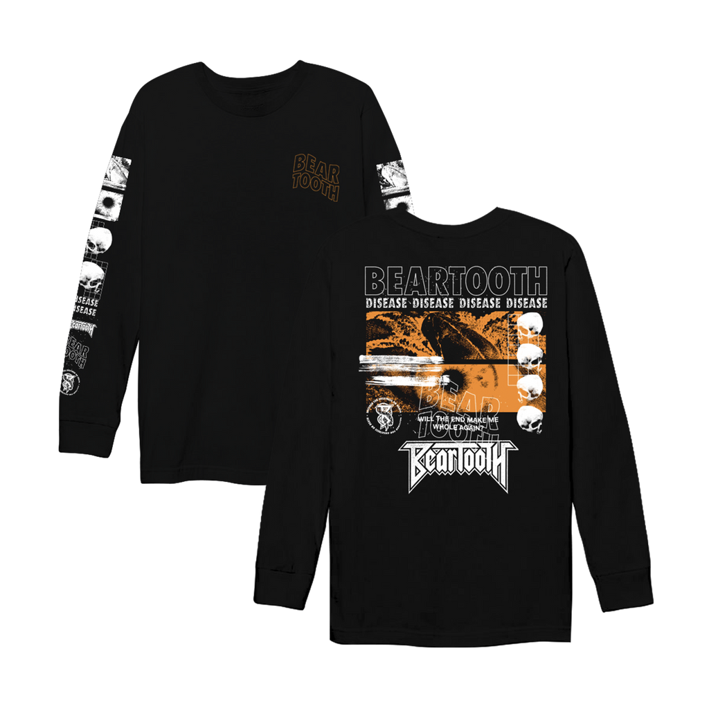 Beartooth - Snake Eye Long Sleeve