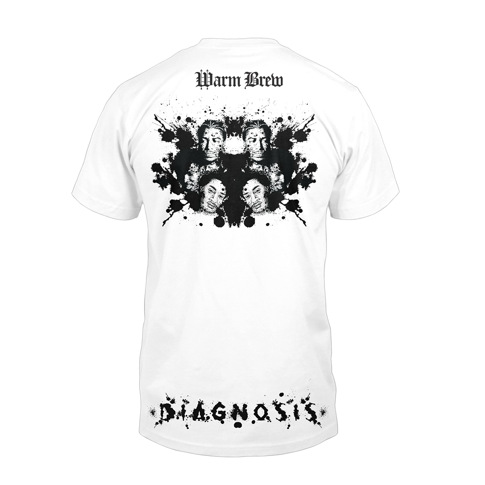 Warm Brew - Diagnosis T-Shirt