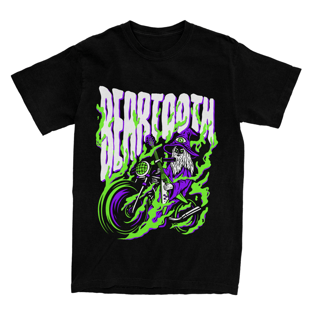 Beartooth - Wizzard Rider Tee